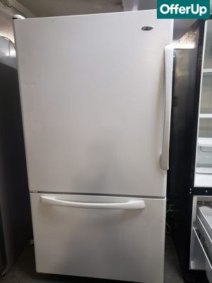 🚚💨Works Perfect Amana Refrigerator Fridge With Warranty #1206🚚💨 for Sale in Ontario, CA
