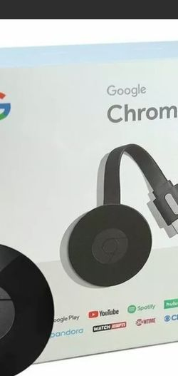 Google Chromecast 3rd Generation HDMI Media Streaming (NEWEST VERSION) BRAND NEW for Sale in Poughkeepsie,  NY
