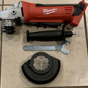 New M18 Milwaukee Grinder Only for Sale in Los Angeles, CA