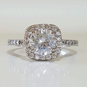 14k gold plated stimulated diamond ring for Sale in Silver Spring, MD