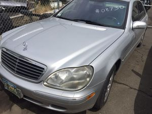 PARTING OUT ~ 2000 Mercedes Benz S500 for Sale in Portland, OR