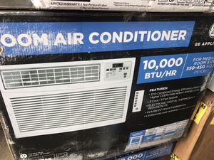 BRAND NEW GE 10,000 BTU AIR CONDITIONER WITH REMOTE for Sale in Columbus, OH