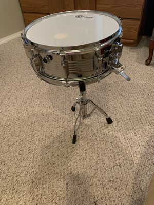 Gammon Percussion Snare Drum - Like New for Sale in Cheshire, CT