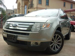 2008 FORD EDGE SEL for Sale in Houston, TX
