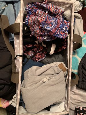 5 bags of clothes! for Sale in Lockport, NY