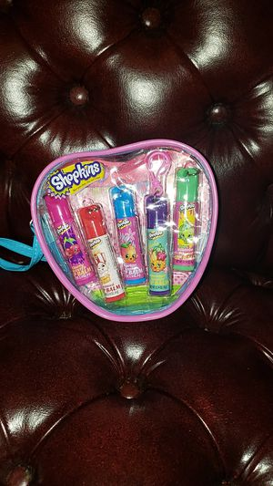 FREE SHOPKINS LIPBALM with $5 purchase for Sale in San Leandro, CA