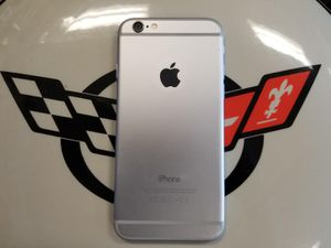 Unlocked Black iPhone 6 16 GB for Sale in Port St. Lucie, FL