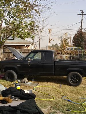 88 ford ranger no papers as is $500 or will trade for a dirtbike for Sale in Lemoore, CA
