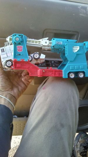 1984 Hasbro Transformer original. Good condition. Only $20 for Sale in Casa Grande, AZ