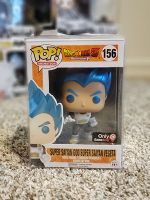 Dragonball Z Funko pop VEGETA for Sale in Winter Garden, FL