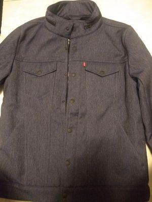 Brand New Levi's soft shell fleece lined trucker jacket for Sale in Wheaton, MD