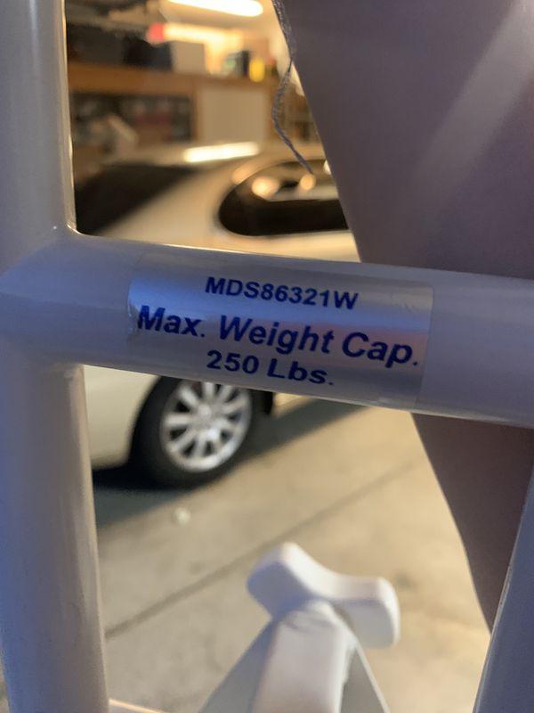 Steel Tub Grab Bar Medical assist/ 250# max
