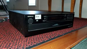ONKYO DVD and CD Player. Up to 6 disk capacity. for Sale in Austin, TX