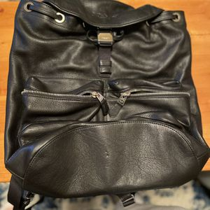 Coach Backpack - RUCKSACK IN SMOOTH LEATHER for Sale in Centreville, VA