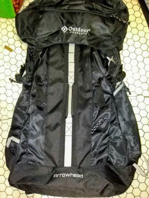 Outdoor products Arrowhead hiking backpack for Sale in Orlando, FL