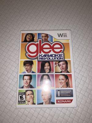 Wii karaoke Glee for Sale in Boca Raton, FL