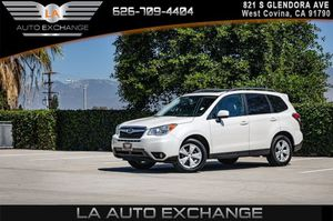 2015 Subaru Forester for Sale in West Covina, CA