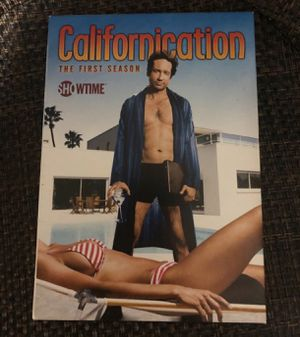 Dvd - serial- CALIFORNICATION ( season 1 ) for Sale in Tamarac, FL