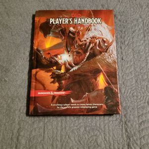 D&D 5th Edition: Player's Handbook for Sale in Albuquerque, NM