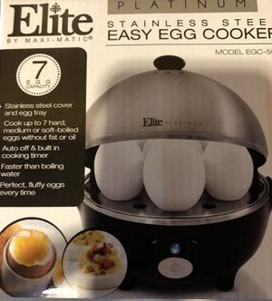 Egg cooker for Sale in Griffith, IN