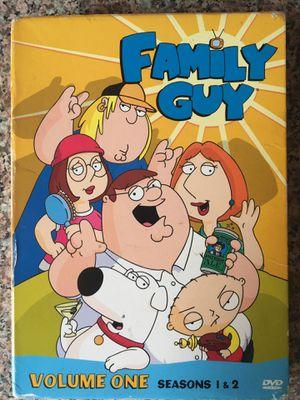 Family guy (season 1 and 2) for Sale in Philadelphia, PA