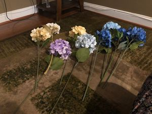 Big leaf Hyndrangea ..a replica of real flowers.. for Sale in Indian Head, MD