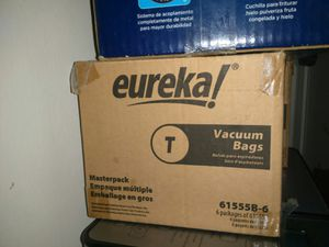 two box vacuum cleaner bag for Sale in Cockeysville, MD