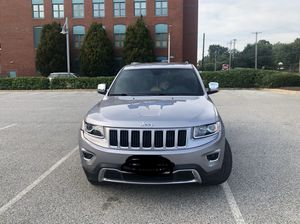 2016 jeep grand cherokee limited for Sale in Baltimore, MD