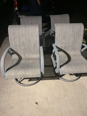 4 nice chairs for Sale in Clearwater, FL