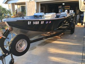 2012 Yamaha G3 Guide V16 Boat for Sale in San Diego, CA