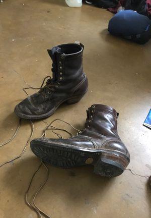 White's packer boots size 10 D vibram sole for Sale for sale  Tempe, AZ