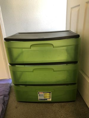 Plastic drawers for Sale in Salt Lake City, UT