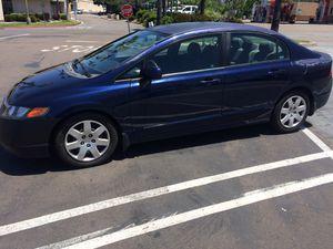 2007 Honda Civic $4900 obo for Sale in San Marcos, CA