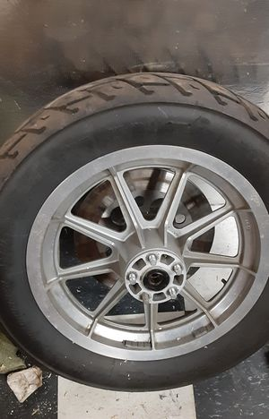 Harley mag rims front and rear for Sale in Lexington, SC