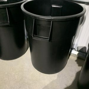55 Gallon Trash Cans for Sale in Richmond, VA