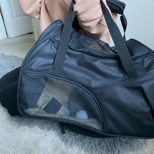 $20 Dog/Cat Carrier - Black, Flexible Material, Good For Small Or Medium Pet for Sale in Fremont, CA