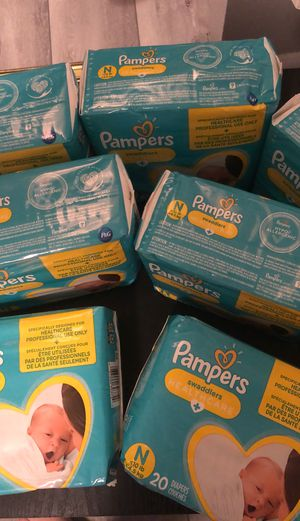 Pampers for Sale in Arcadia, CA