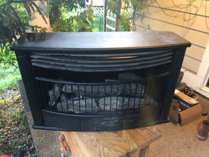 Propane or NG fireplace heater for Sale in Roy, WA