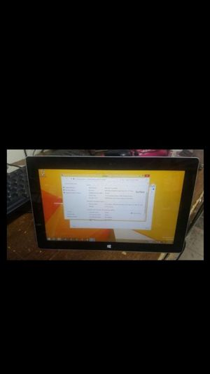 Microsoft surface RT for Sale in Arlington, TX