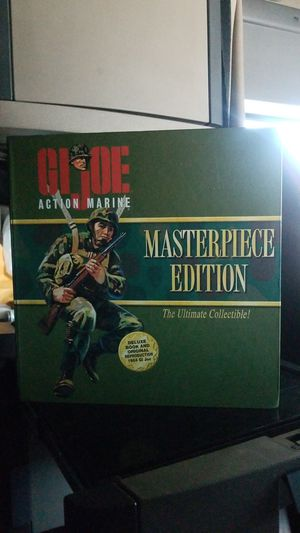 GI Joe Action Marine MASTERPIECE EDITION for Sale in Lompoc, CA
