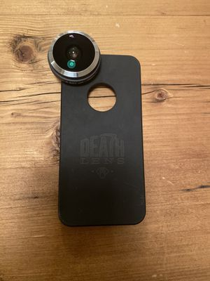 Death Lens Fisheye Compatible With IPhone 5/5S/SE for Sale in Mesa, AZ