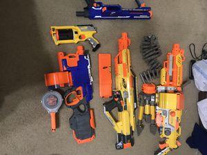 Nerf gun lot for Sale in Dale City, VA