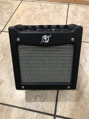 Fender Mustang Mini 7-watt guitar amplifier for Sale in Jersey Shore, PA