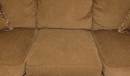 Ashley Furniture Couch And Chair for Sale in Aurora,  CO