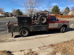 1993 Ford F330 XL Lariat 460 V8 for Sale in Westminster, CO