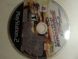 PS2 PlayStation 2 the Fast and the Furious for Sale in Everett, WA