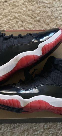 ISO Men's Jordan Retro 11 Bred Size 11 for Sale in Fresno,  CA