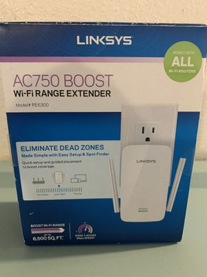 $30- LINKSYS WIFI ROUTER for Sale in Edgewood, WA