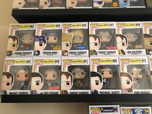 The Office Funko Pops for Sale in Temecula, CA