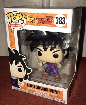 Funko Dragon Ball Z Gohan (training outfit) for Sale in El Paso, TX